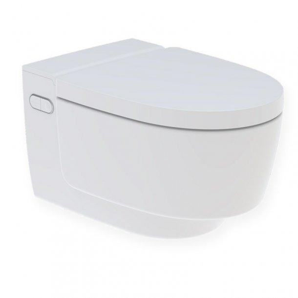 Geberit AquaClean Mera Comfort  (Hvid/hvid)