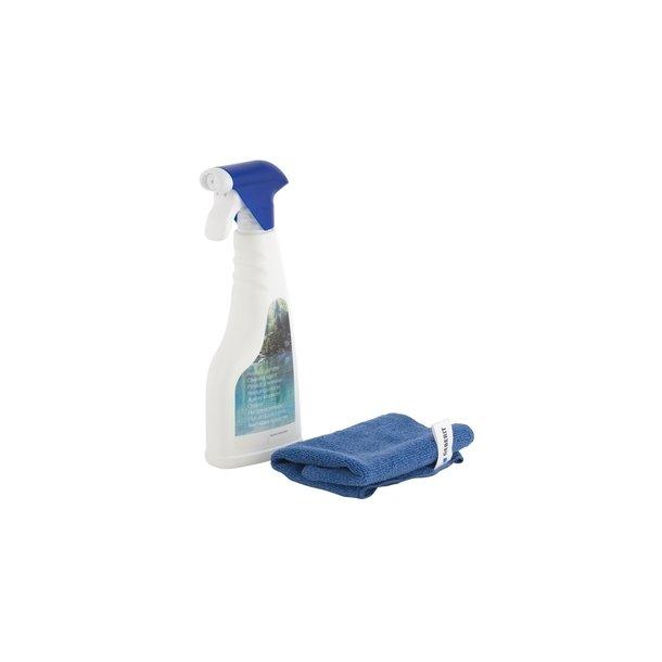 AquaClean rengøringsspray incl mikrofiberklud