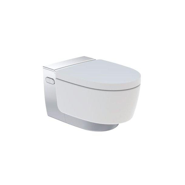 Geberit AquaClean Mera Comfort (Hvid/krom)